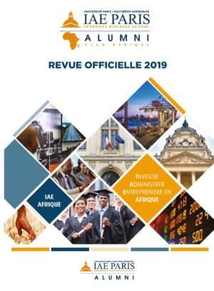 IAE Paris Club Afrique – 2019