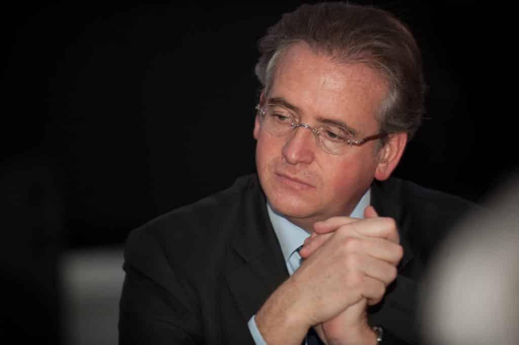 Interview de Pierre Delval, criminologue et expert en commerce illicite