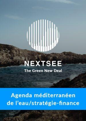 Agenda méditerranéen de l'eau stratégie et finance