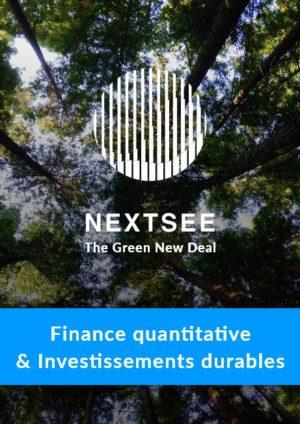 La Finance Quantitative et les Investissements Durables