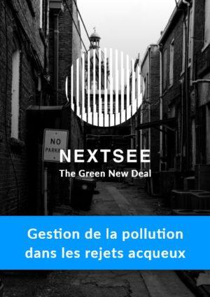 Formation à la gestion de la pollution dans les rejets aqueux